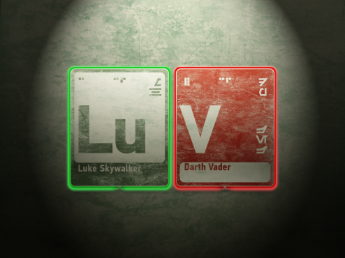 lu and v elements